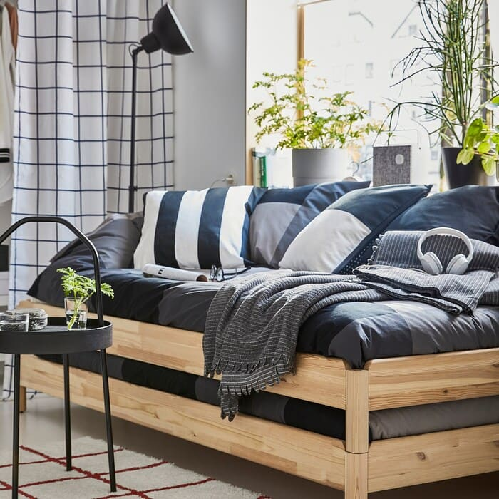 20 Clever Ikea S Made For Small, Apartment Size Furniture Ikea