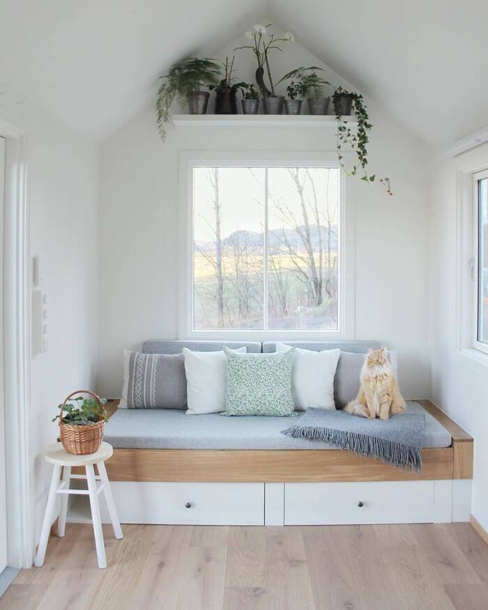 tiny house mikrohus 8 - Norwegian tiny house a bright and airy Scandi-style haven