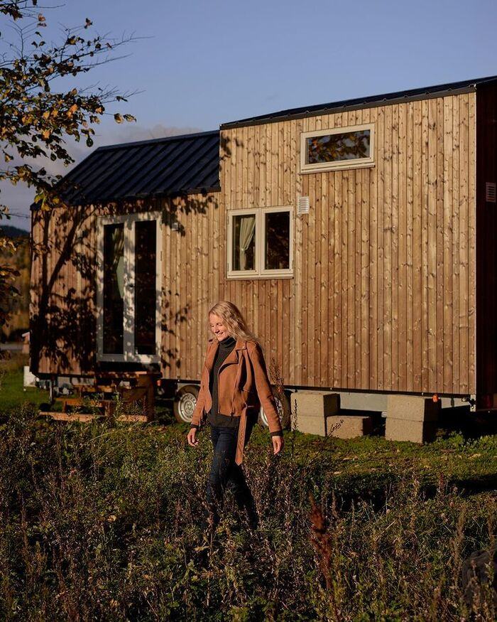 tiny house norway mikrohus 22 - Norwegian tiny house a bright and airy Scandi-style haven