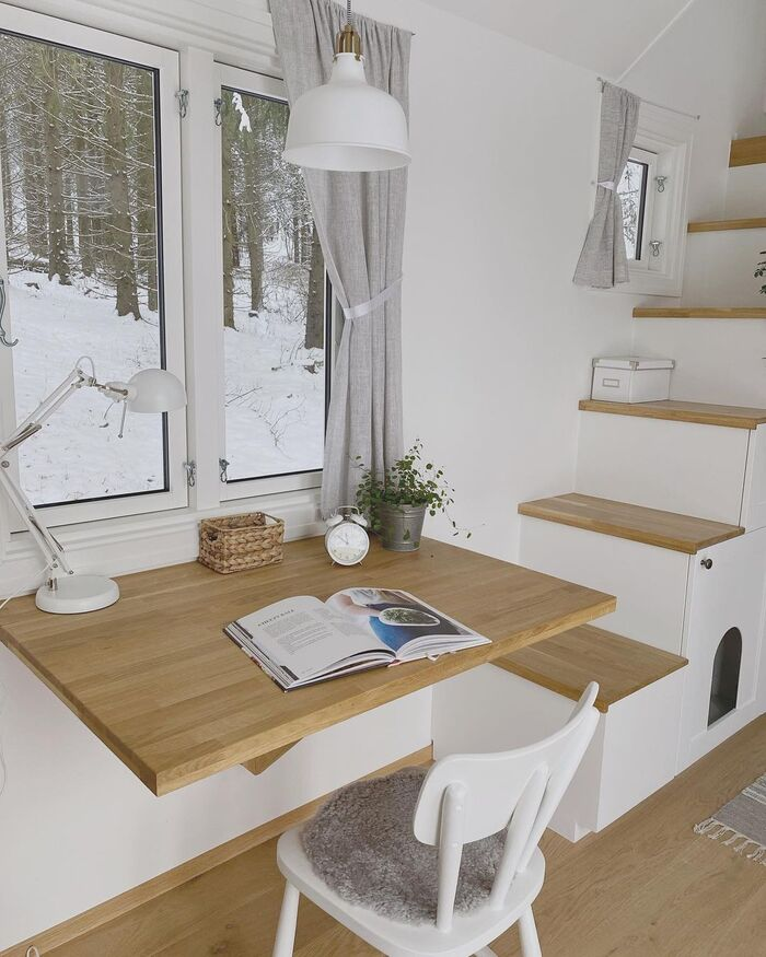 tiny house norway mikrohus 33 - Norwegian tiny house a bright and airy Scandi-style haven