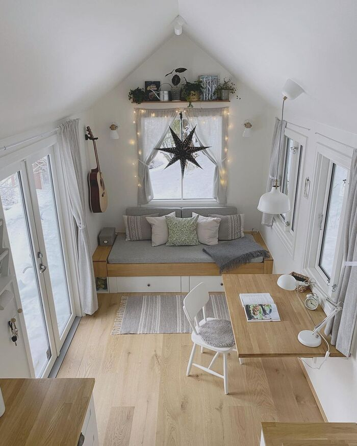 tiny house norway mikrohus 34 - Norwegian tiny house a bright and airy Scandi-style haven