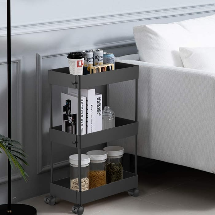 71CWmai7UPL. AC SL1500  - Add gorgeous storage to your home with these 25 rolling carts