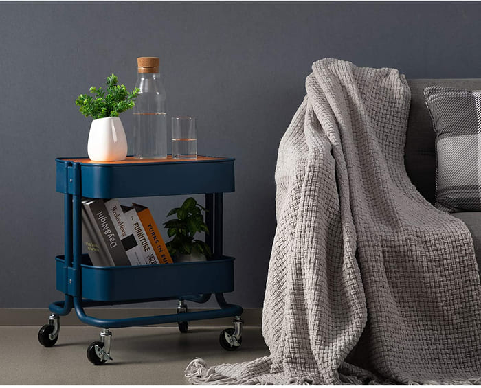 81MQYdnlqL. AC SL1500  - Add gorgeous storage to your home with these 25 rolling carts