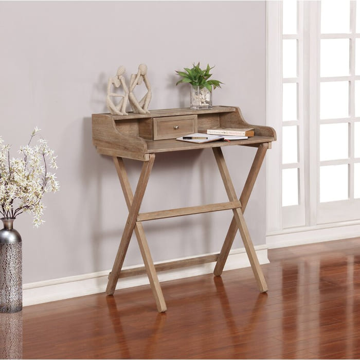 AmosSecretaryDesk - 25 gorgeous desks for your small space
