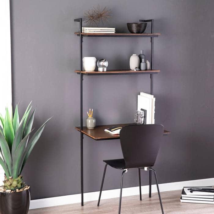 Holly Martin Haeloen Wall Mount Desk 1d651d1b 83e5 45cd 81b9 c98a659b4716 1000 - 25 gorgeous desks for your small space