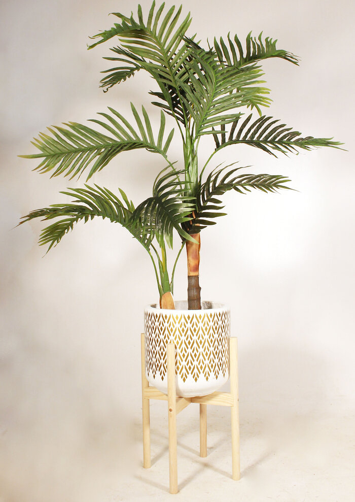LachesisPotPlanter 2 1 - Give your favorite plant a fabulous makeover with one of these 25 planters