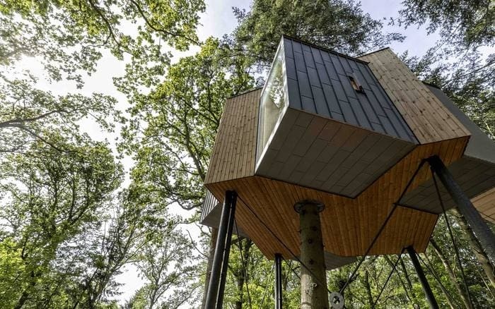 Lovtag Treetop Cabins 4 - Five magical treehouse getaways