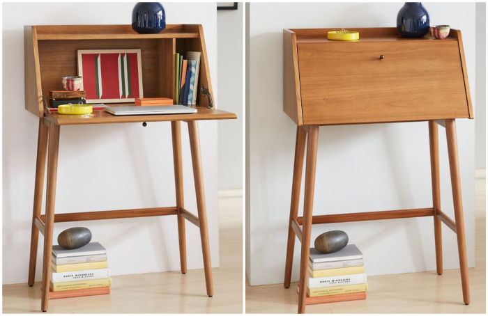 desk 1 2 - 25 gorgeous desks for your small space