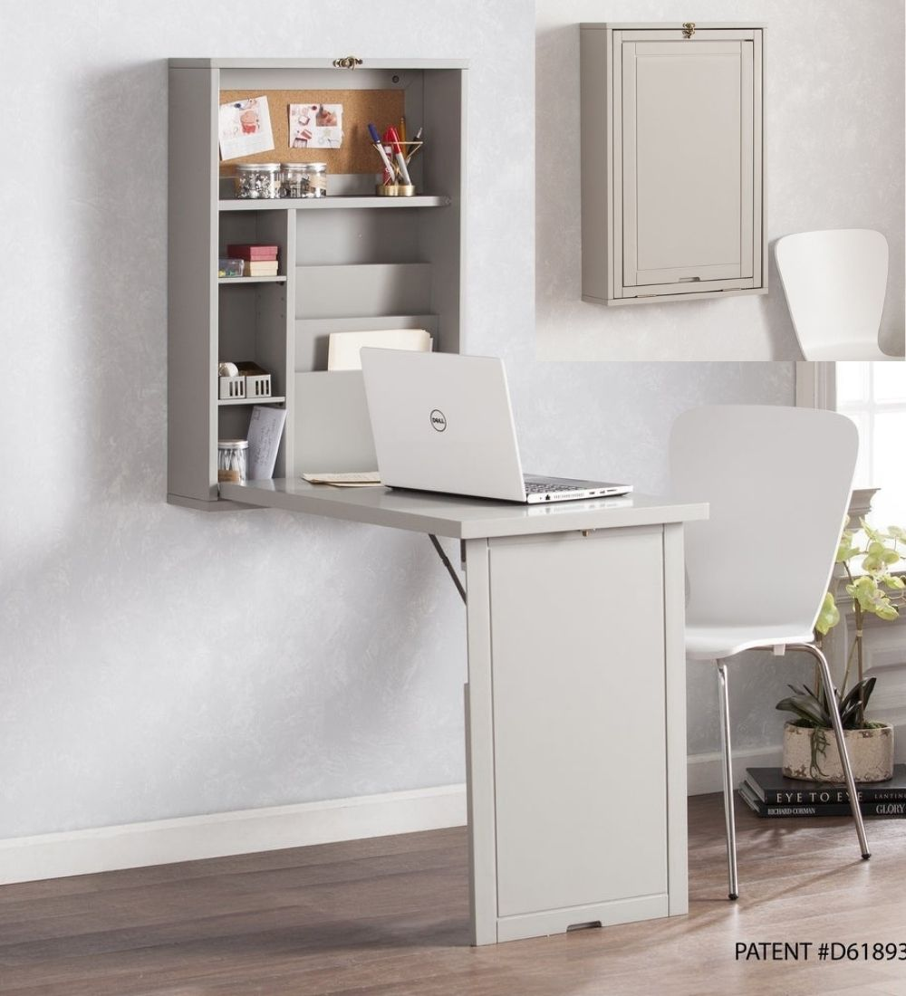 desk 7 - 25 gorgeous desks for your small space