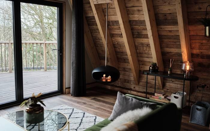 hudnalls hideout tree house 2 - Five magical treehouse getaways