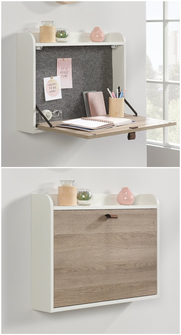 ipiccy image 6 - 25 gorgeous desks for your small space