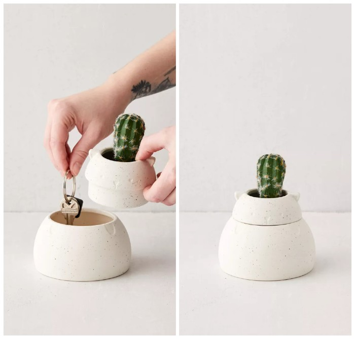 planter 10 1 - Give your favorite plant a fabulous makeover with one of these 25 planters