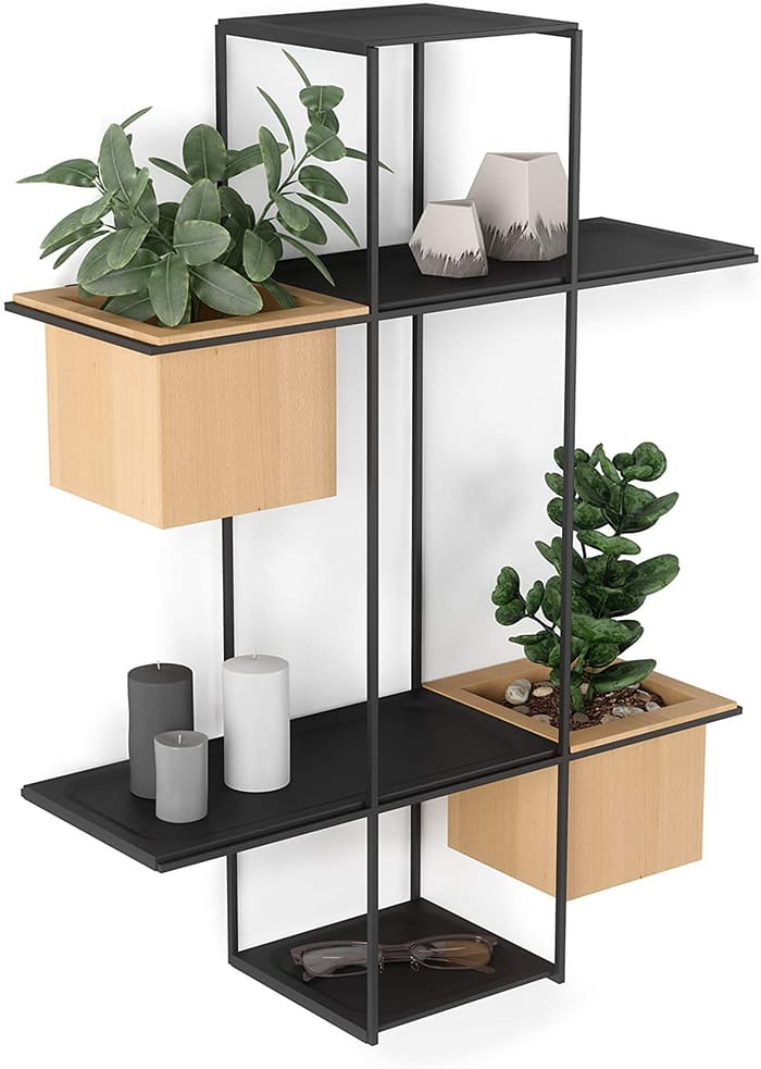 planter 14 - Give your favorite plant a fabulous makeover with one of these 25 planters