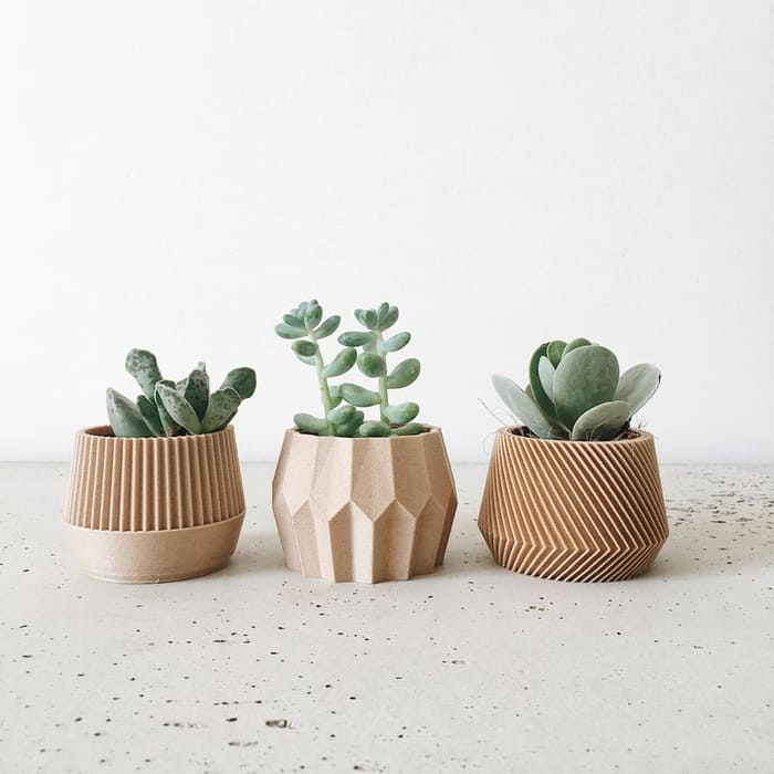 planter 6 1 - Give your favorite plant a fabulous makeover with one of these 25 planters