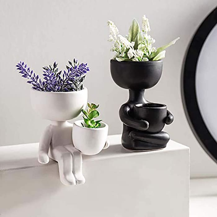 planter 7 - Give your favorite plant a fabulous makeover with one of these 25 planters