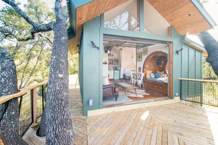 tree house honeytree farm - Five magical treehouse getaways