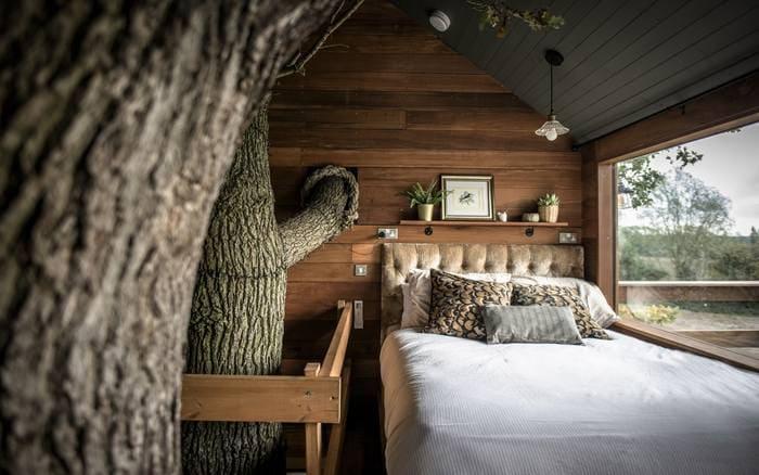 tree house 4 - Five magical treehouse getaways