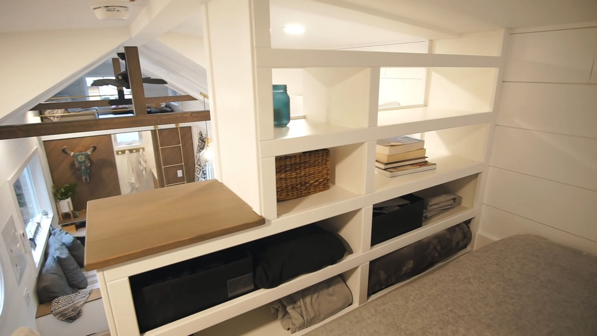 magnolia tiny house 2 - Tiny house serves as family holiday home and retirement investment