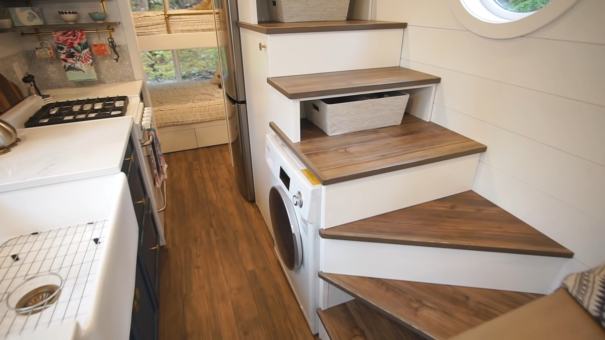 magnolia tiny house 4 - Tiny house serves as family holiday home and retirement investment