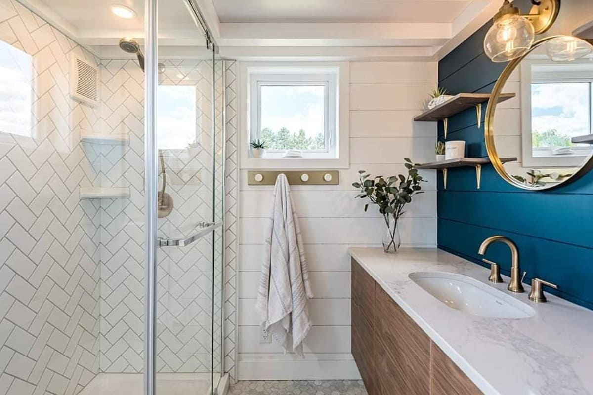 magnolia tiny house 12 1 - Tiny house serves as family holiday home and retirement investment