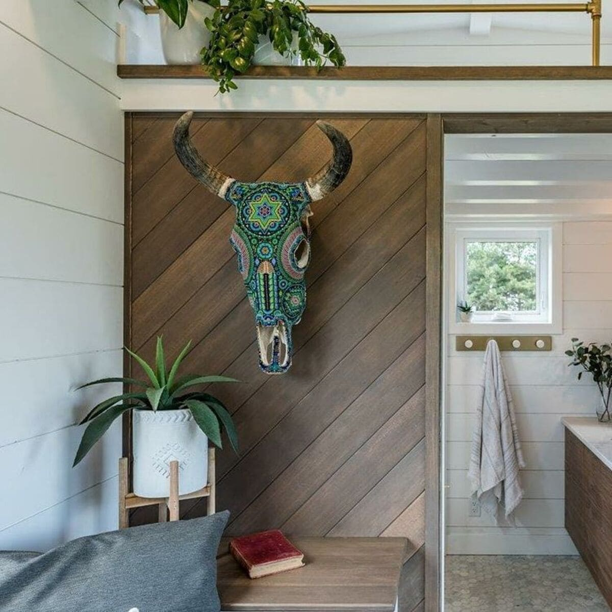 magnolia tiny house 15 1 - Tiny house serves as family holiday home and retirement investment