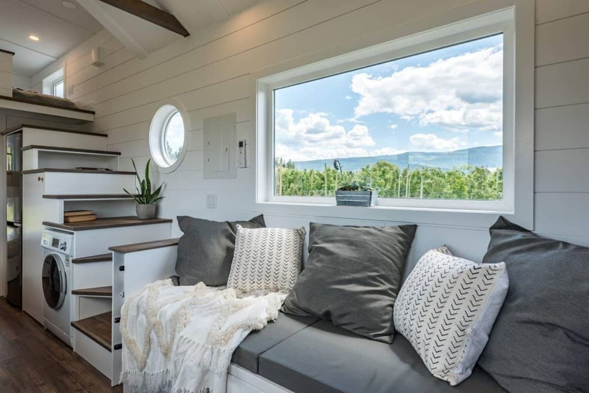 magnolia tiny house 18 1 - Tiny house serves as family holiday home and retirement investment