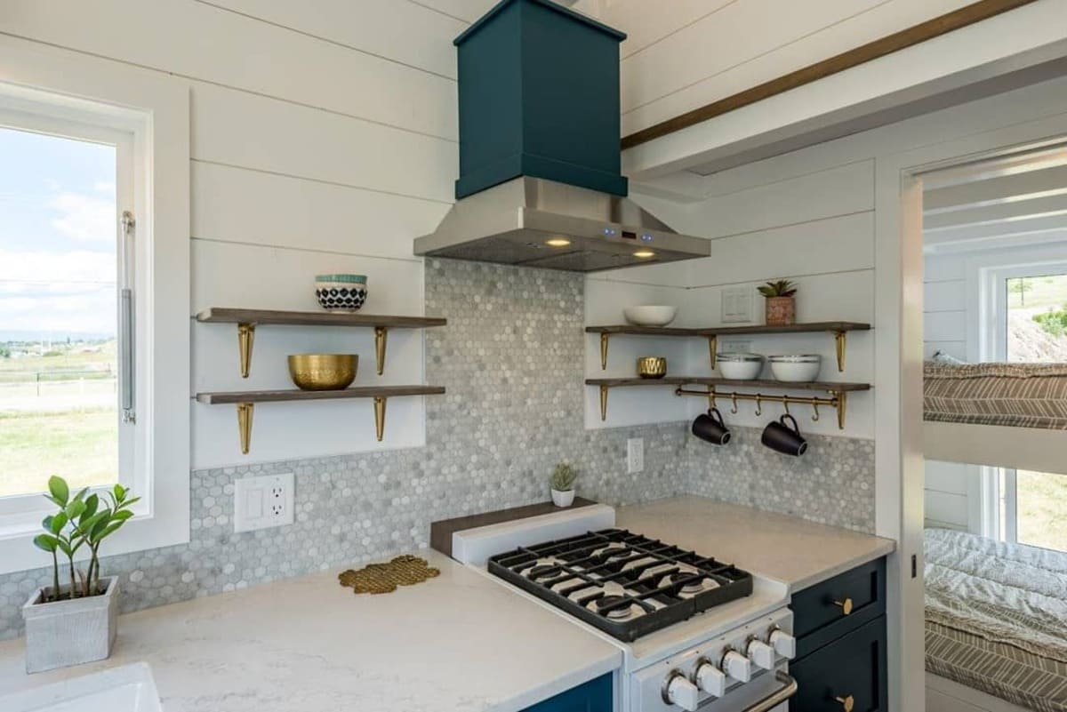 magnolia tiny house 23 - Tiny house serves as family holiday home and retirement investment
