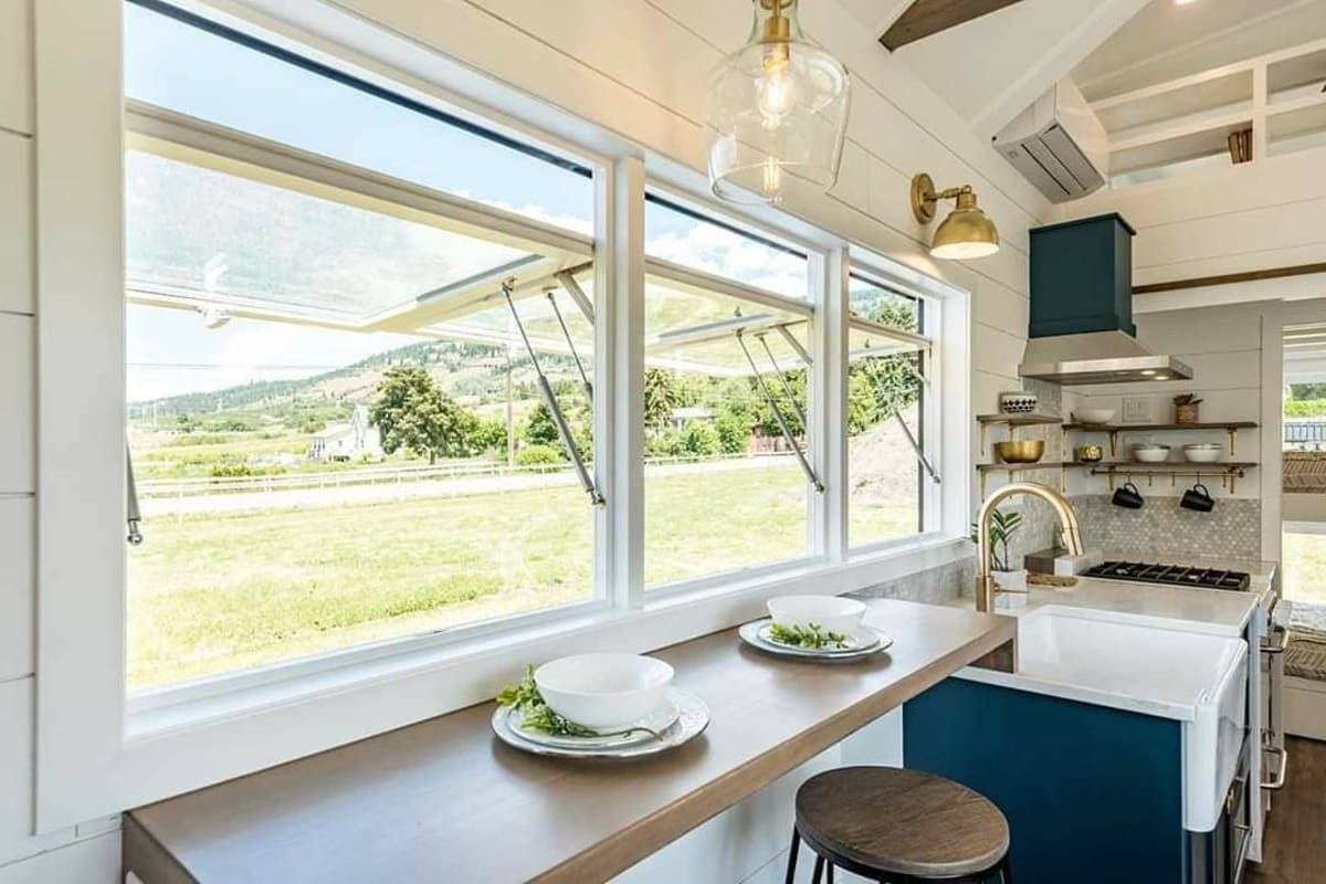 magnolia tiny house 25 - Tiny house serves as family holiday home and retirement investment