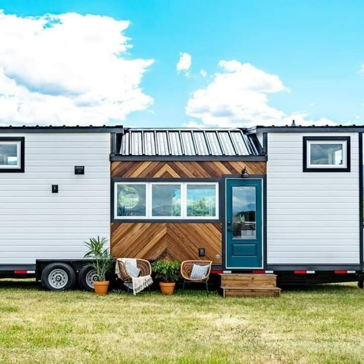 magnolia tiny house 3 1 - Tiny house serves as family holiday home and retirement investment