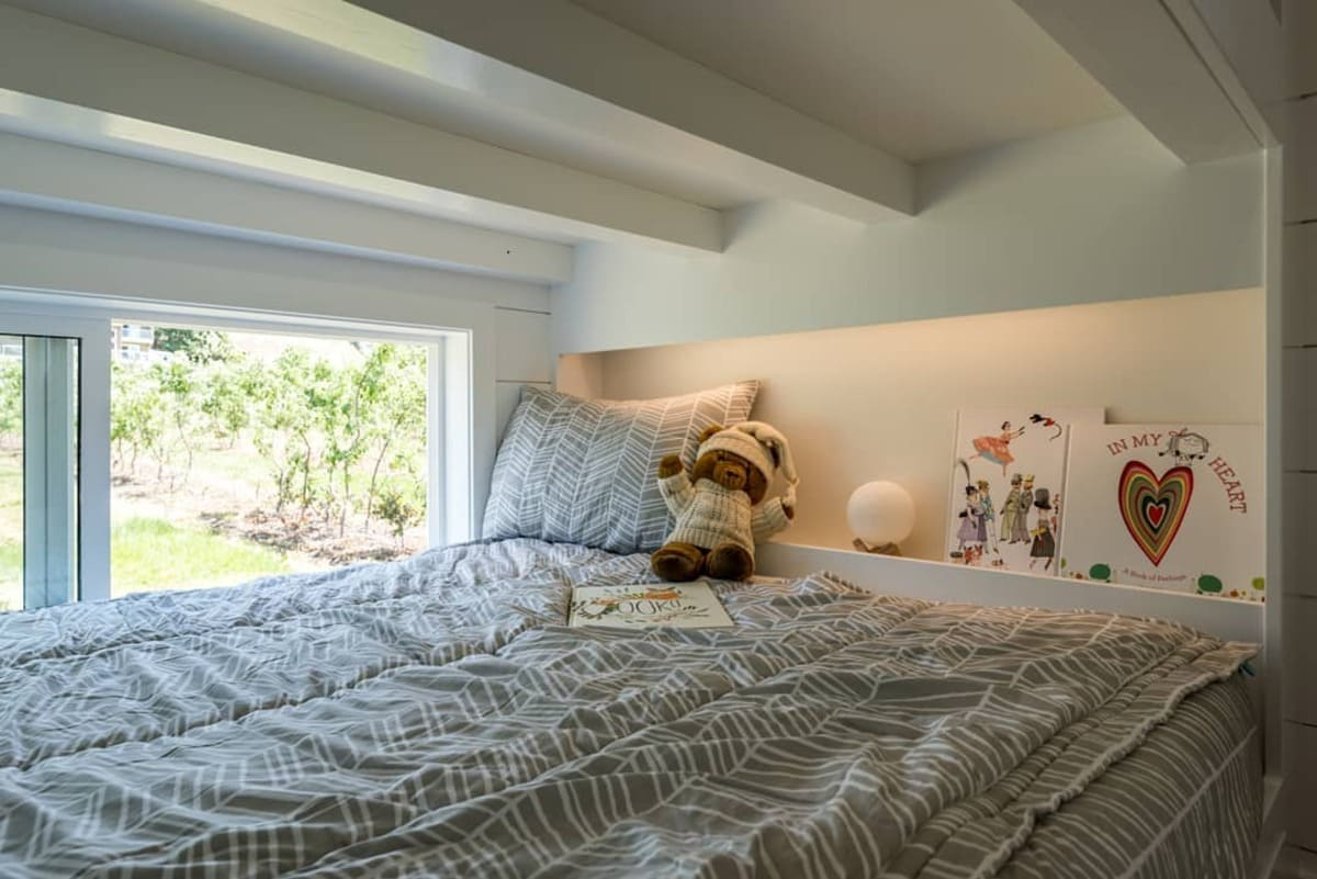magnolia tiny house 8 1 - Tiny house serves as family holiday home and retirement investment