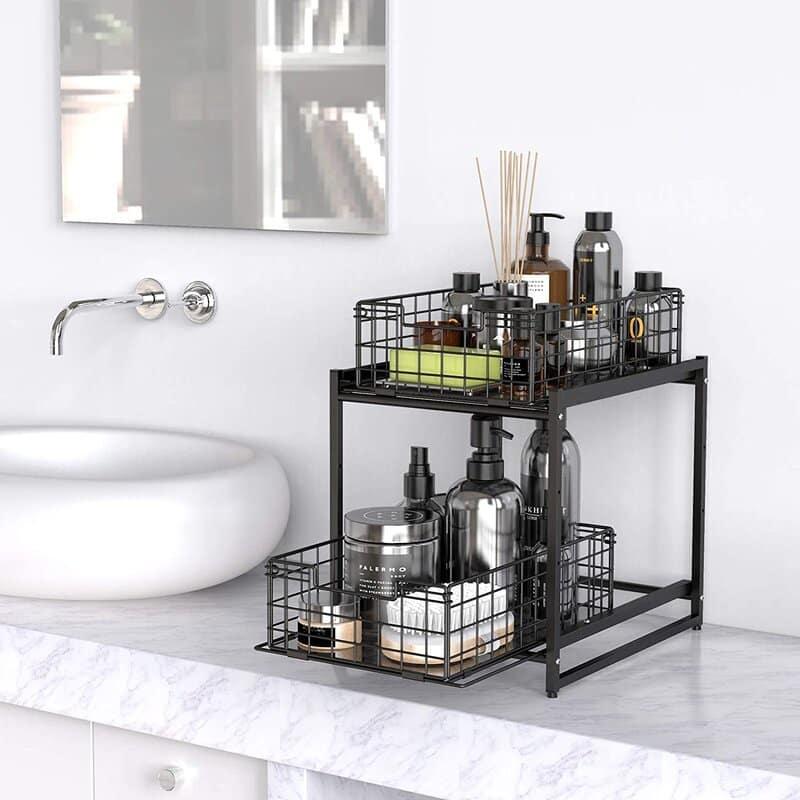 bath - 30 brilliant organizing ideas for your small bathroom 2021