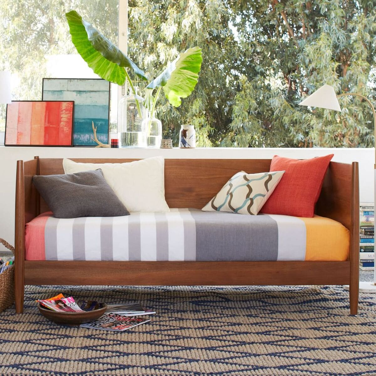 daybed 20 - 20 delightful daybeds that easily convert into comfortable beds