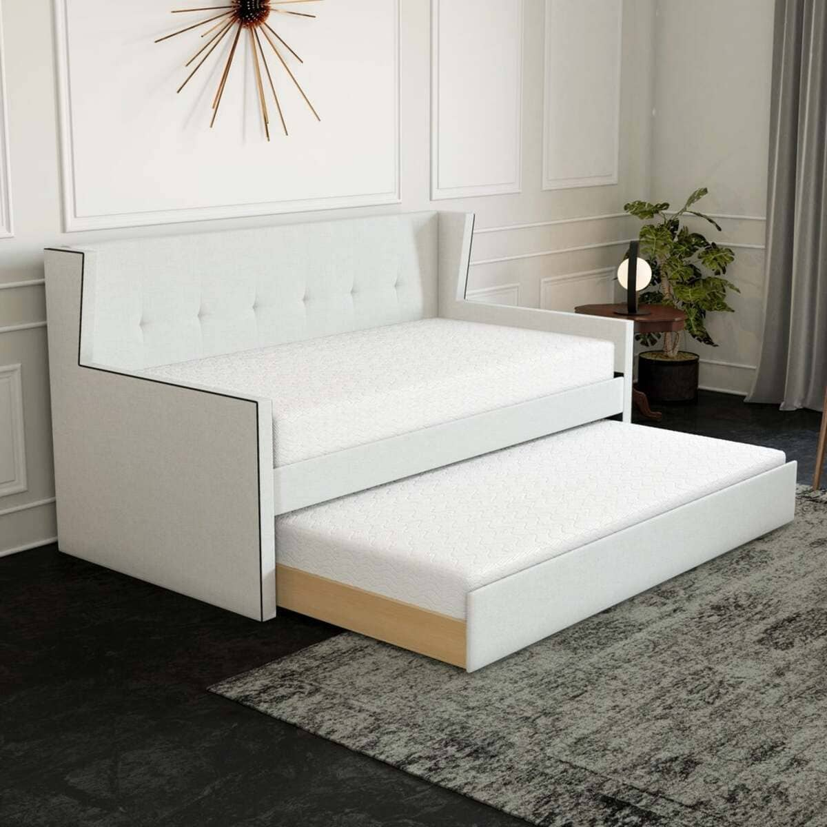 daybed 22 - 20 delightful daybeds that easily convert into comfortable beds