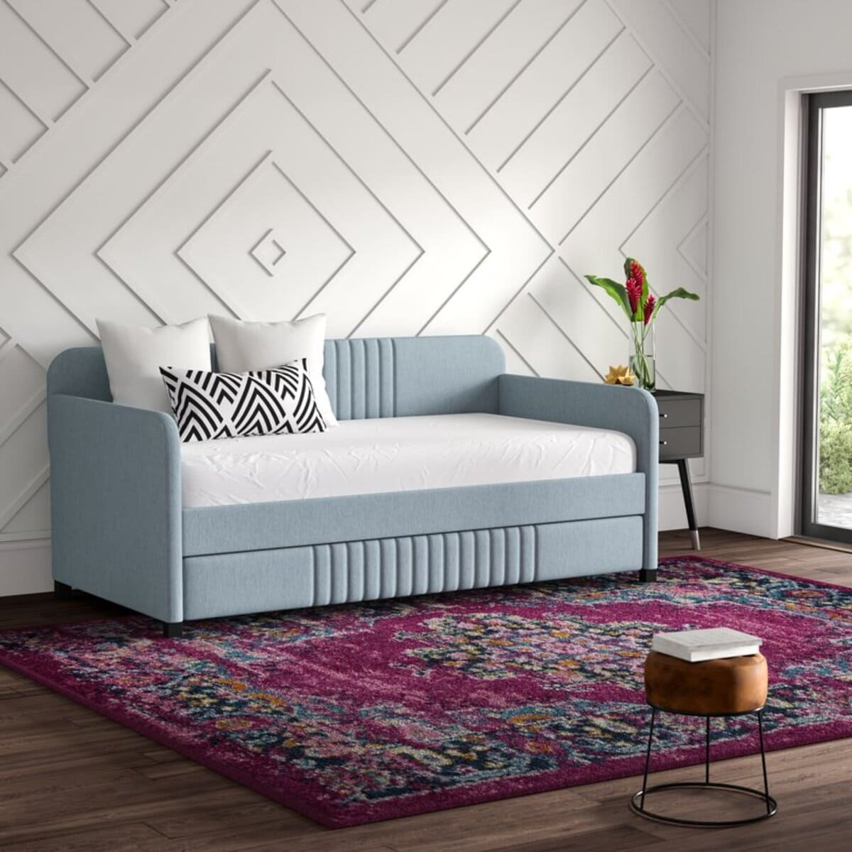 daybed 23 - 20 delightful daybeds that easily convert into comfortable beds