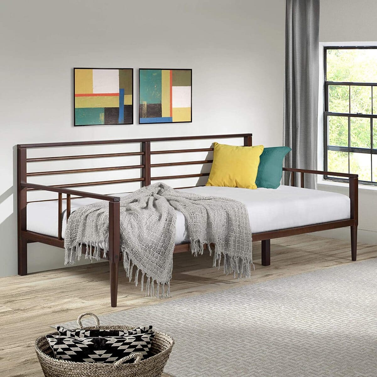 daybed 7 - 20 delightful daybeds that easily convert into comfortable beds