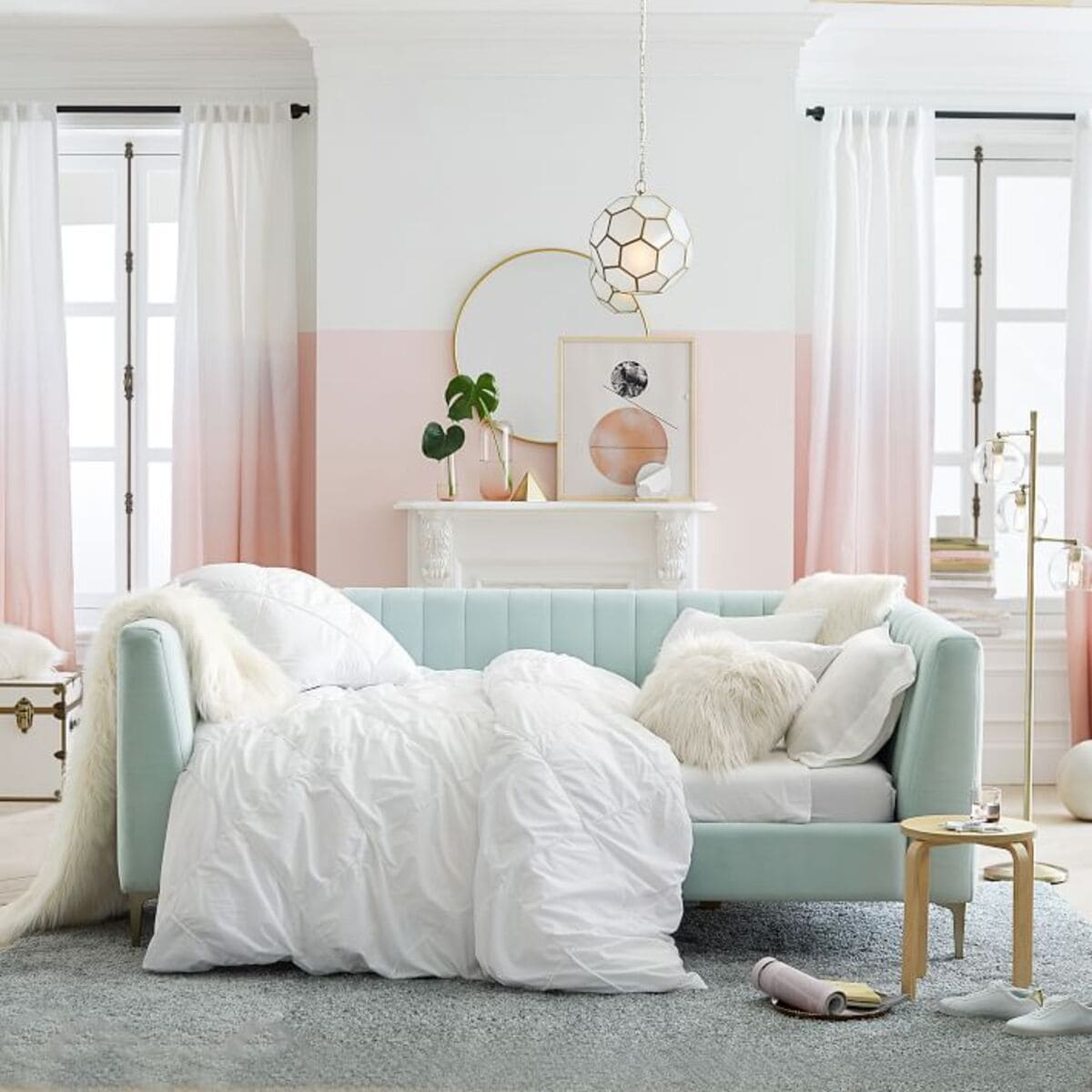 daybed 9 - 20 delightful daybeds that easily convert into comfortable beds