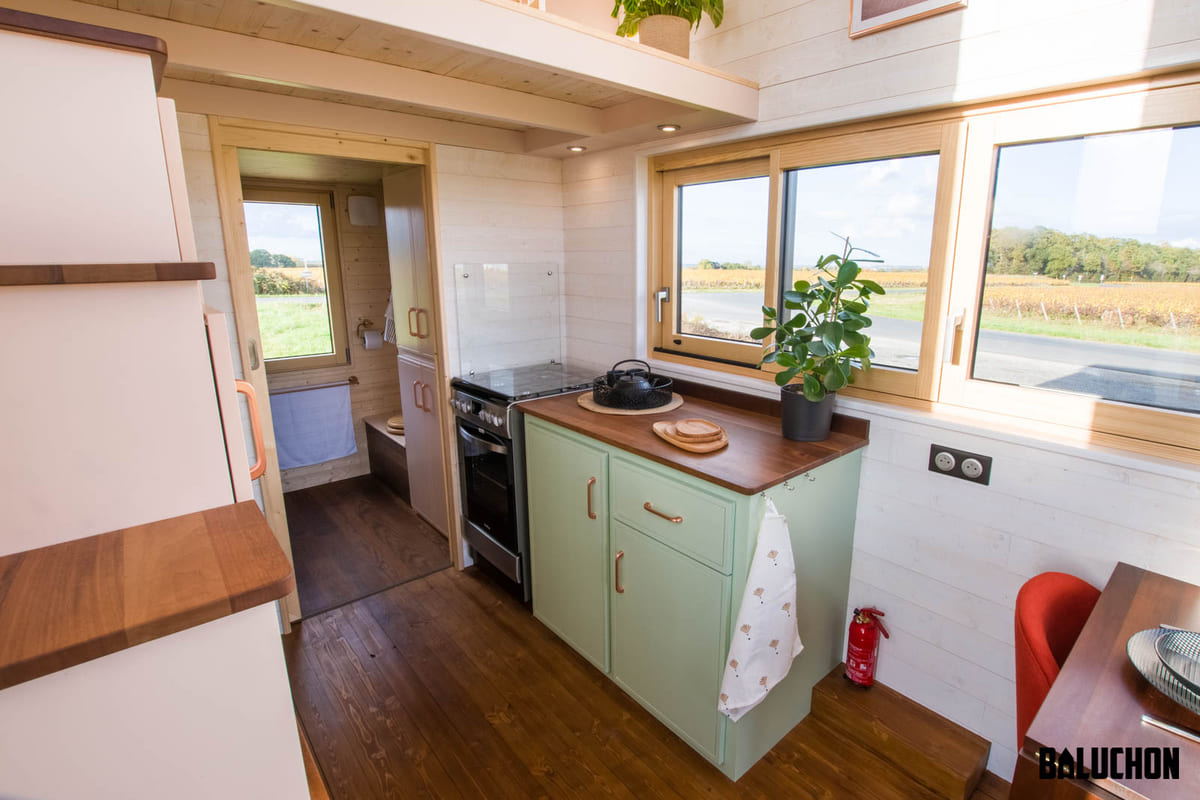 tiny house baluchon 1 1 - A tiny home on wheels: travel meets small living