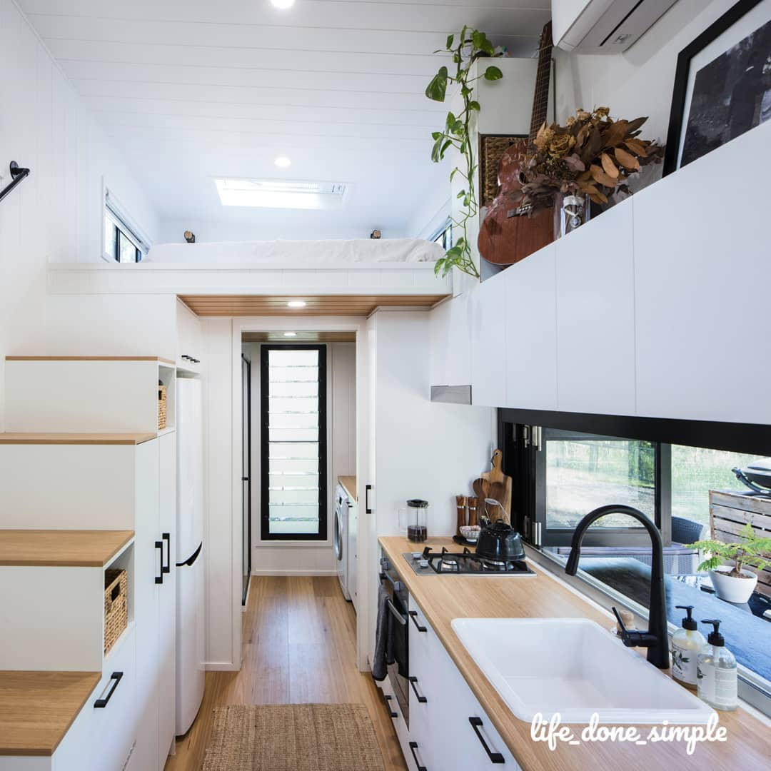 120992366 2390665321240472 6767824741994051950 n 1 - Tiny house led to a simpler life for family of four