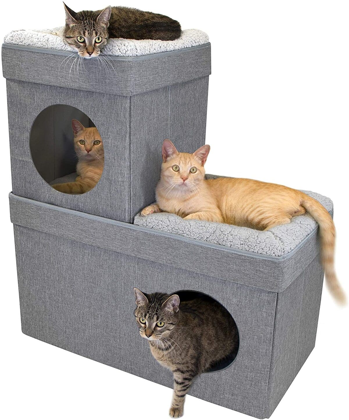 pet furniture 10 - 18 amazing pet furniture ideas that are perfect solutions for small spaces