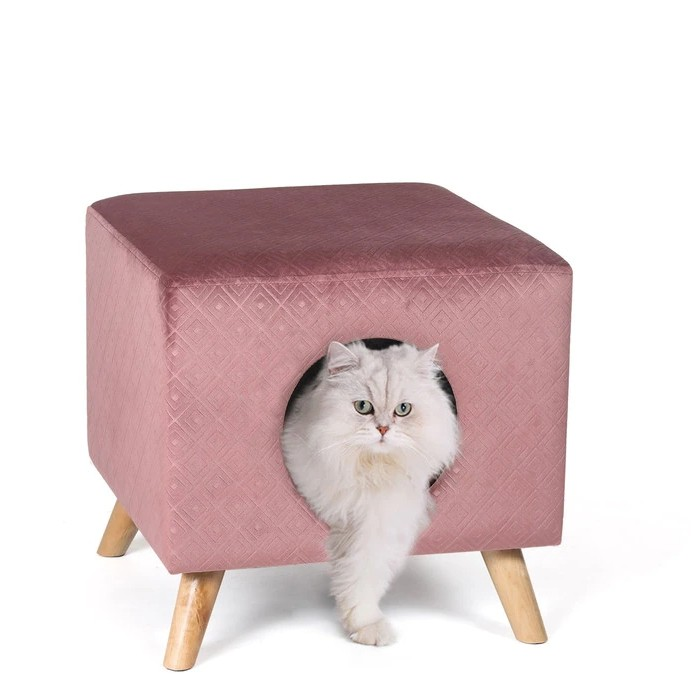 pet furniture 12 1 - 18 amazing pet furniture ideas that are perfect solutions for small spaces