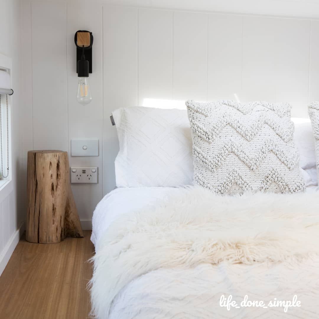 tiny house life done simple 10 - Tiny house led to a simpler life for family of four