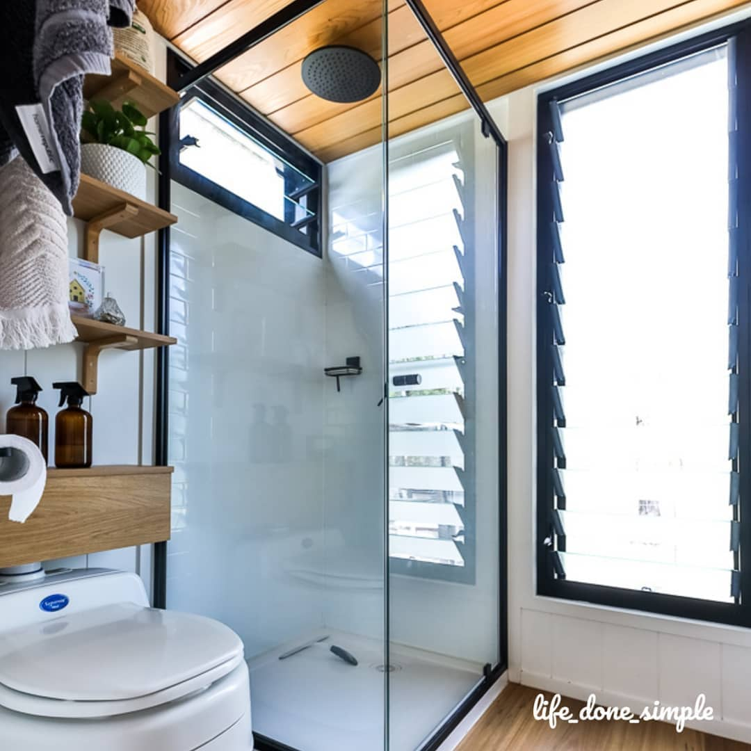 tiny house life done simple 11 - Tiny house led to a simpler life for family of four