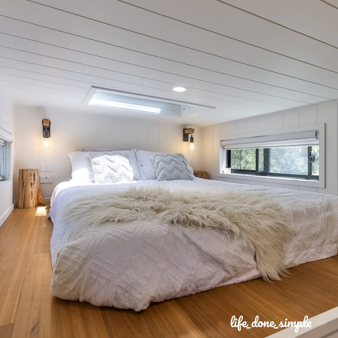 tiny house life done simple 13 - Tiny house led to a simpler life for family of four