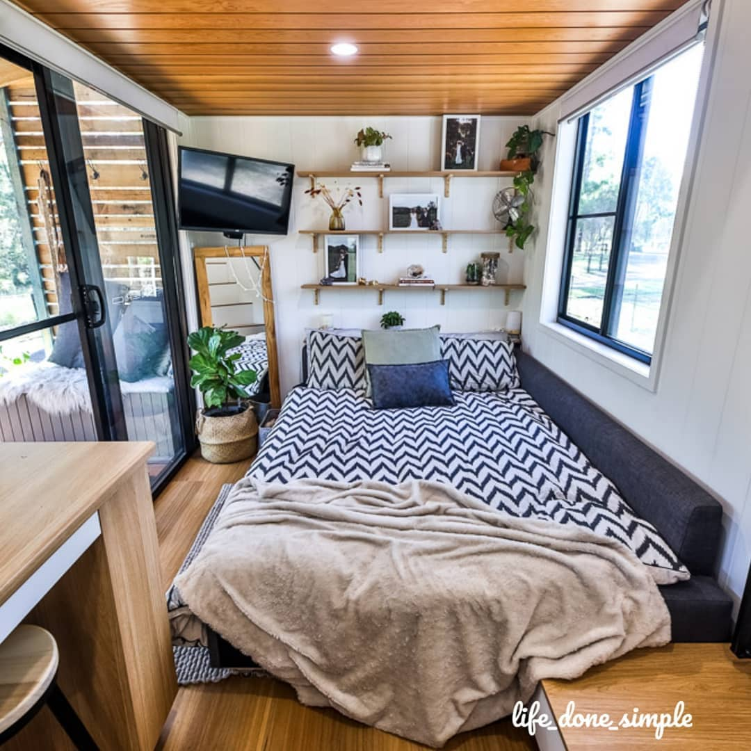 tiny house life done simple 15 - Tiny house led to a simpler life for family of four