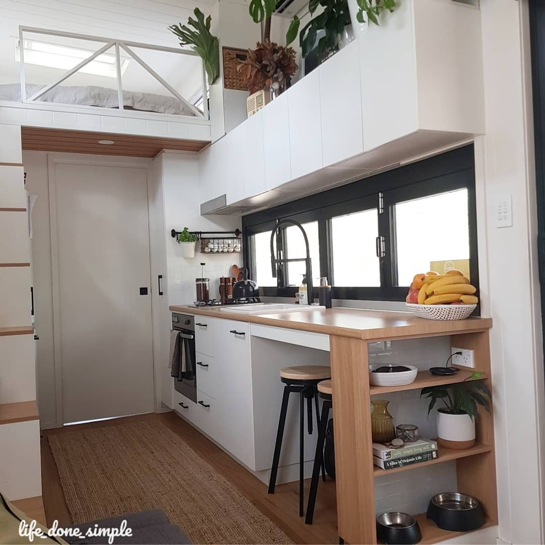 tiny house life done simple 23 - Tiny house led to a simpler life for family of four