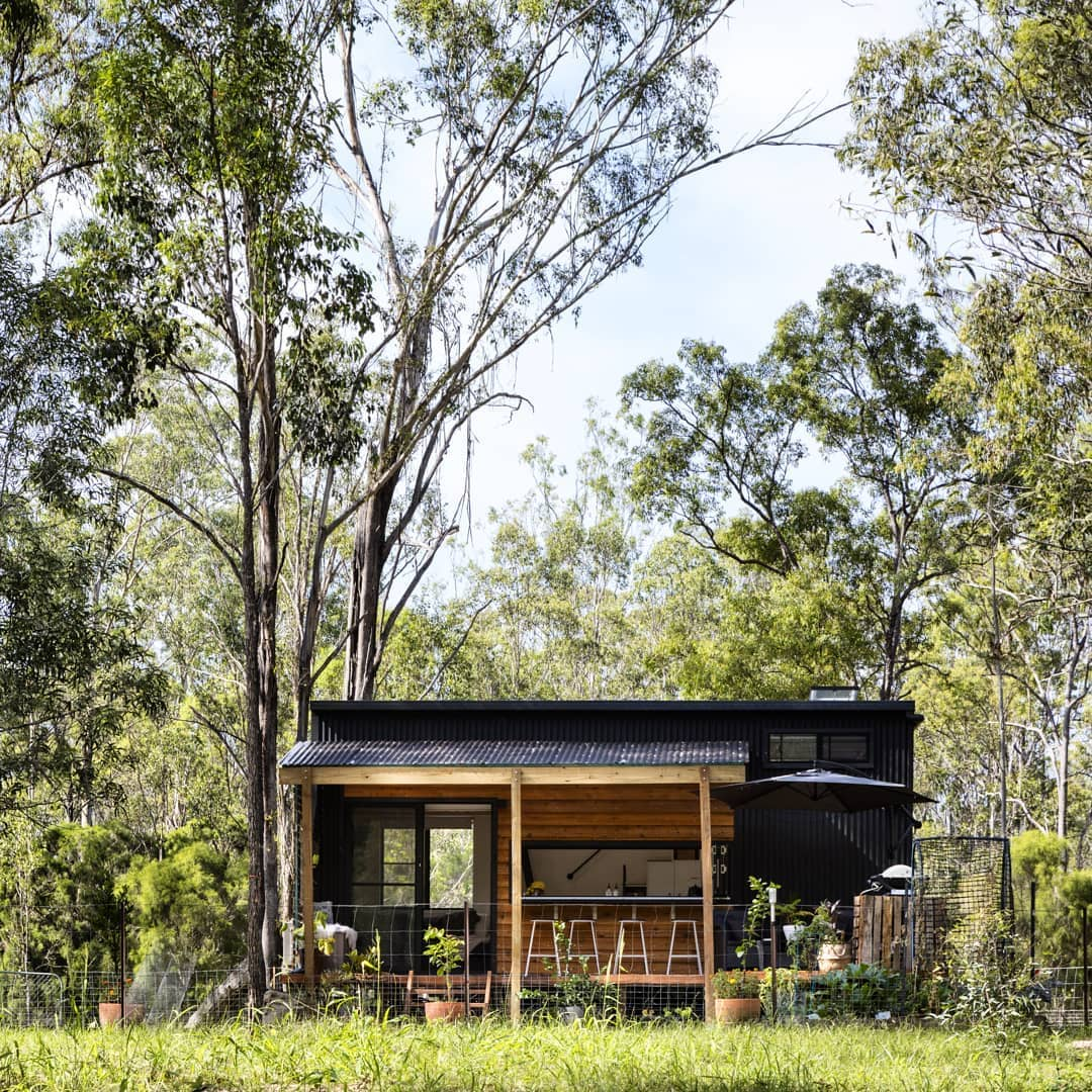 tiny house life done simple 5 - Tiny house led to a simpler life for family of four