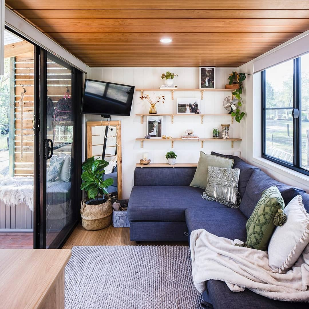 tiny house life done simple 6 - Tiny house led to a simpler life for family of four