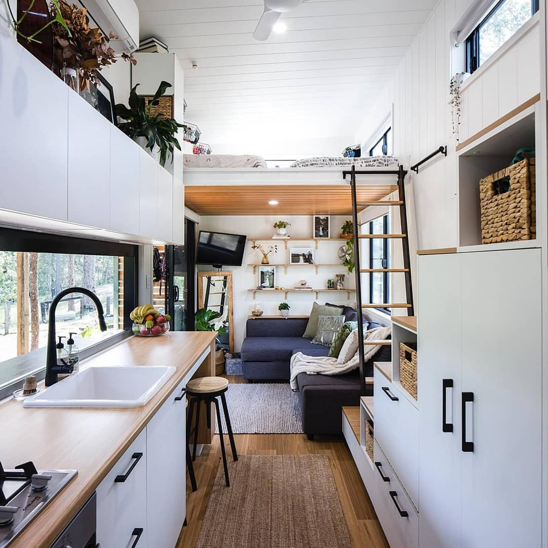 tiny house life done simple 7 - Tiny house led to a simpler life for family of four